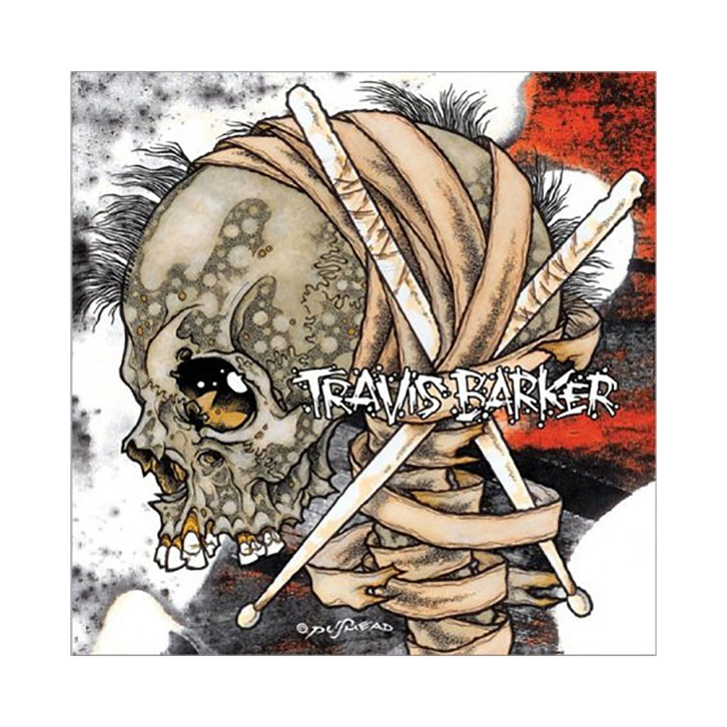 Travis Barker - 'Give The Drummer Some (Deluxe Edition)' [CD]