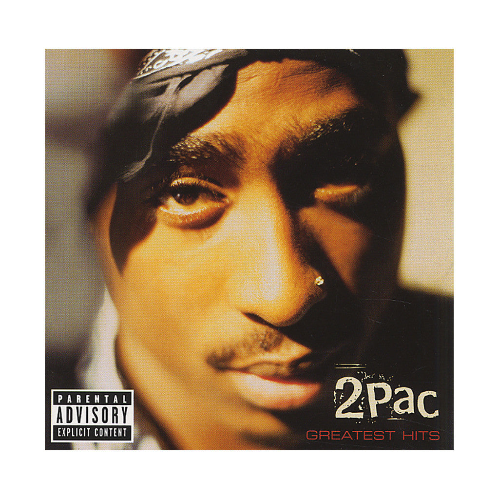 2Pac - 'Greatest Hits' [CD [2CD]]