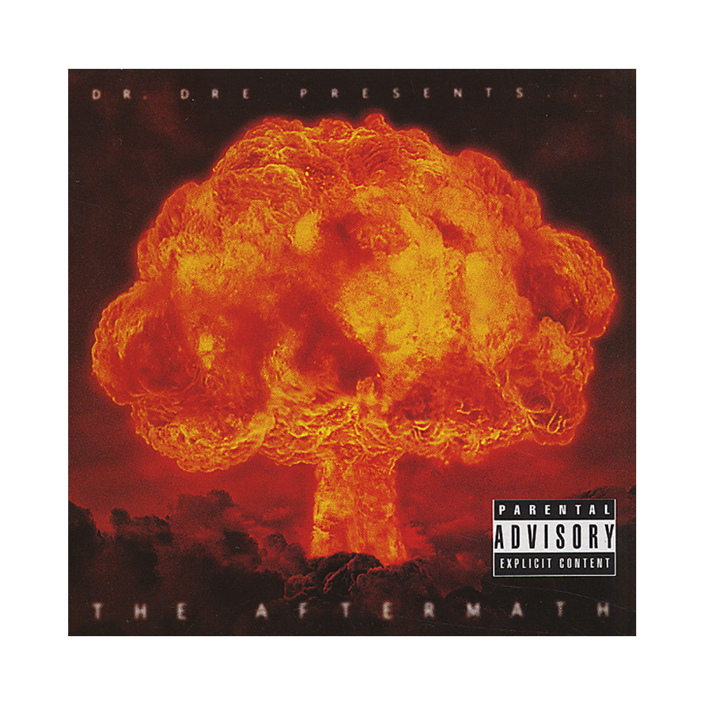<!--019961126003676-->Dr. Dre Presents - 'The Aftermath' [CD]