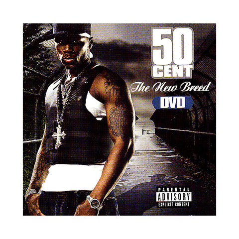 "[""50 Cent - 'The New Breed' [DVD]""]"