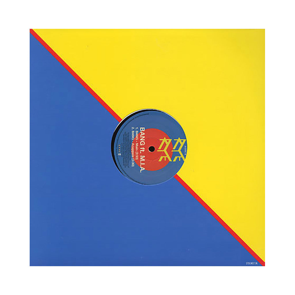 "<!--120090331017660-->Rye Rye - 'Bang' [(Black) 12"" Vinyl Single]"