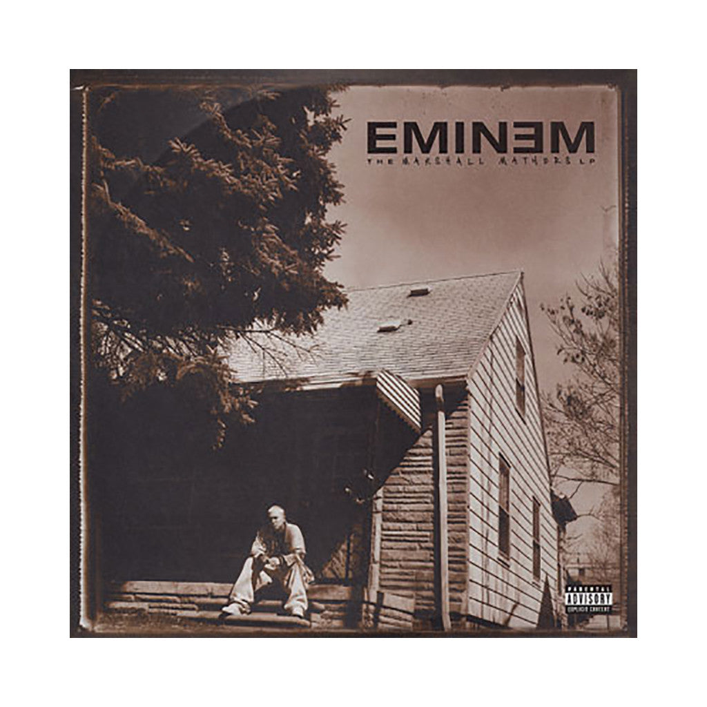 Eminem - 'The Marshall Mathers LP' [CD]