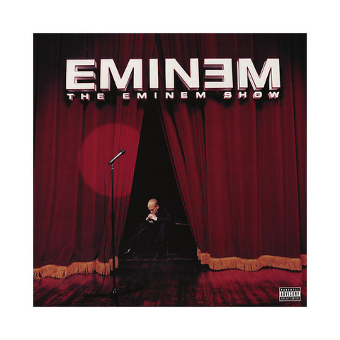 "[""Eminem - 'The Eminem Show' [(Black) Vinyl [2LP]]""]"