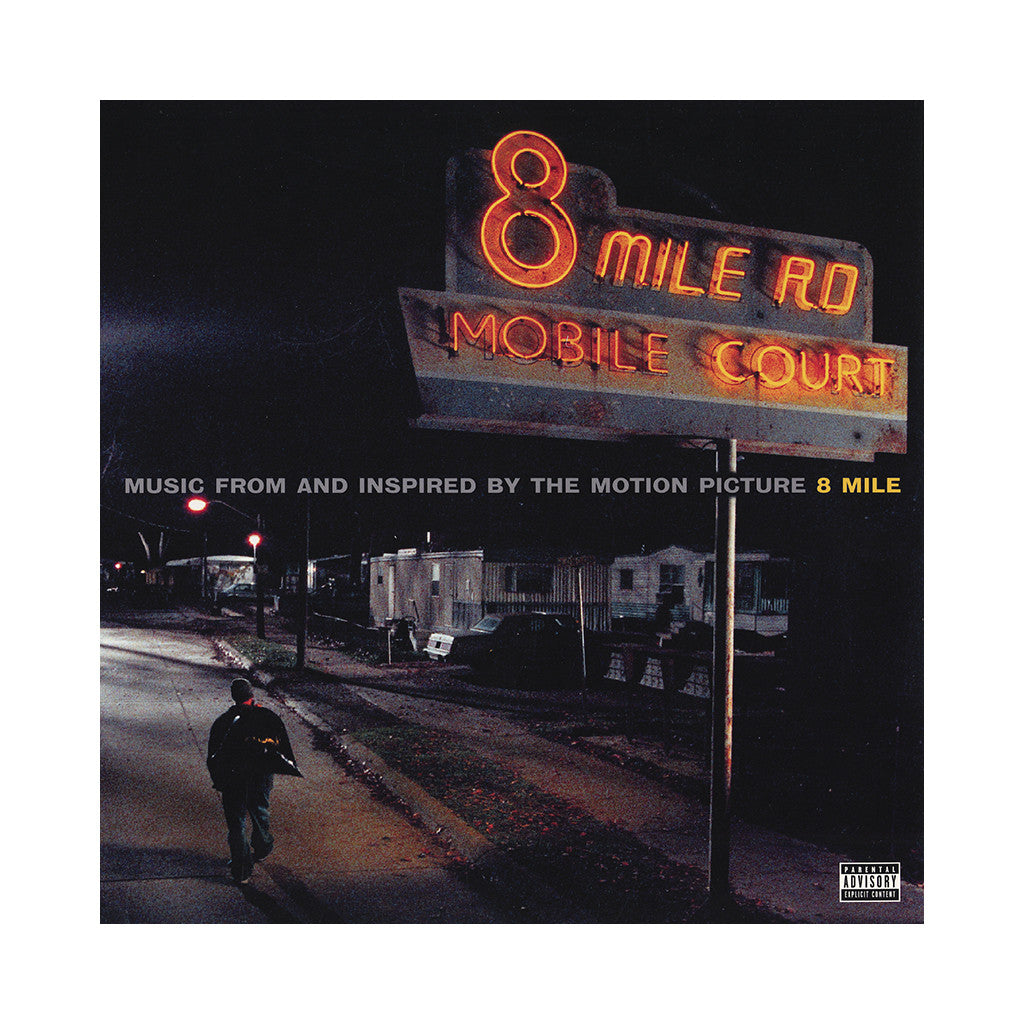 Various Artists - '8 Mile (Music From & Inspired By The Motion Picture)' [CD]