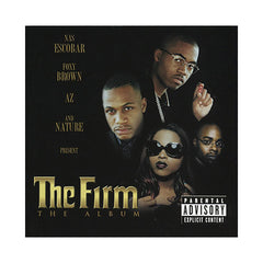 <!--119971021011502-->The Firm - 'The Album' [CD]
