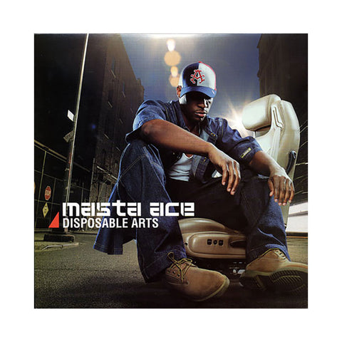 Masta Ace - 'Disposable Arts' [(Black) Vinyl [2LP]]