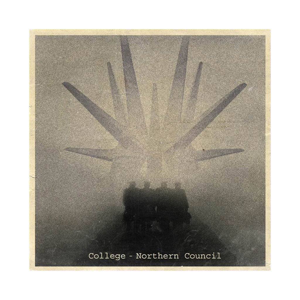 <!--020140419062669-->College - 'Northern Council' [(Black) Vinyl LP]