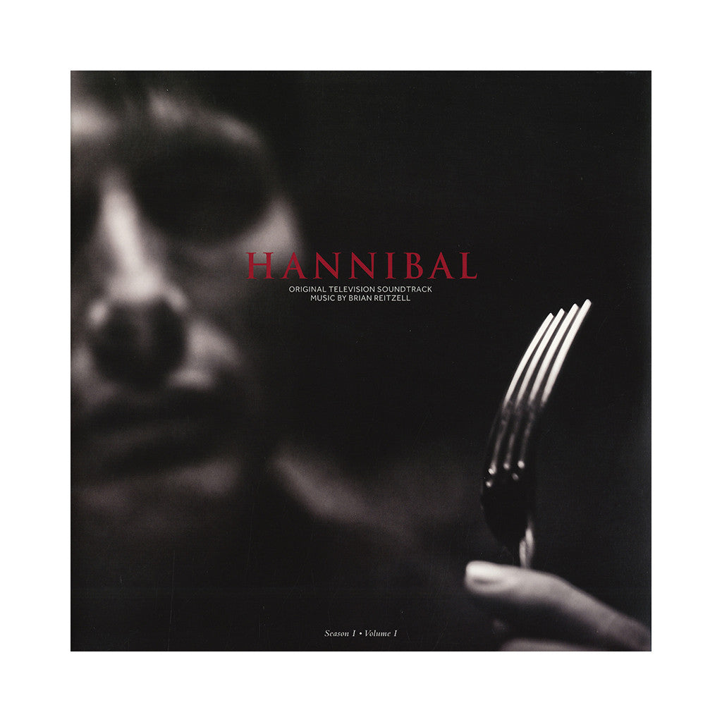 Brian Reitzell - 'Hannibal - Season 1, Vol. 1 (Original Television Soundtrack) (Special Edition)' [(Tannum Brown) Vinyl [2LP]]