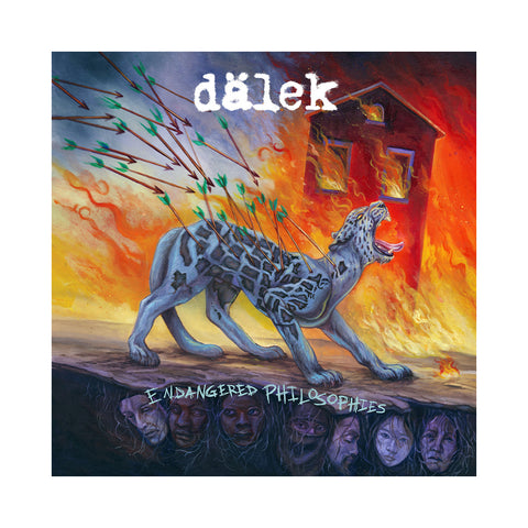 "[""dalek - 'Endangered Philosophies' [(Black) Vinyl [2LP]]""]"