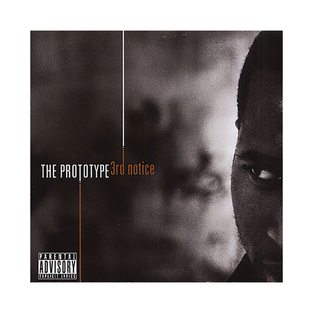 The Prototype - '3rd Notice' [CD]