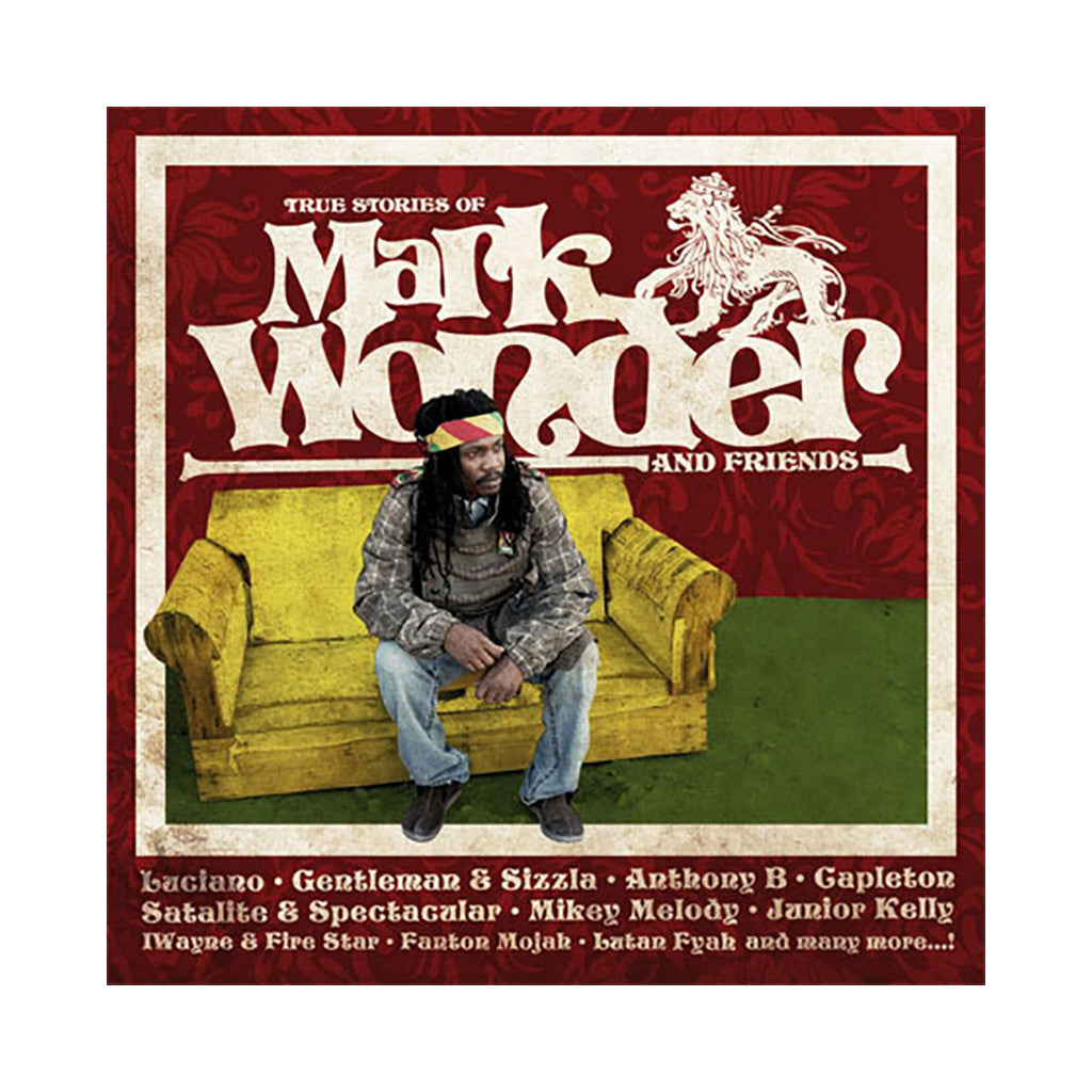 Mark Wonder & Friends - 'The Stories Of...' [CD]