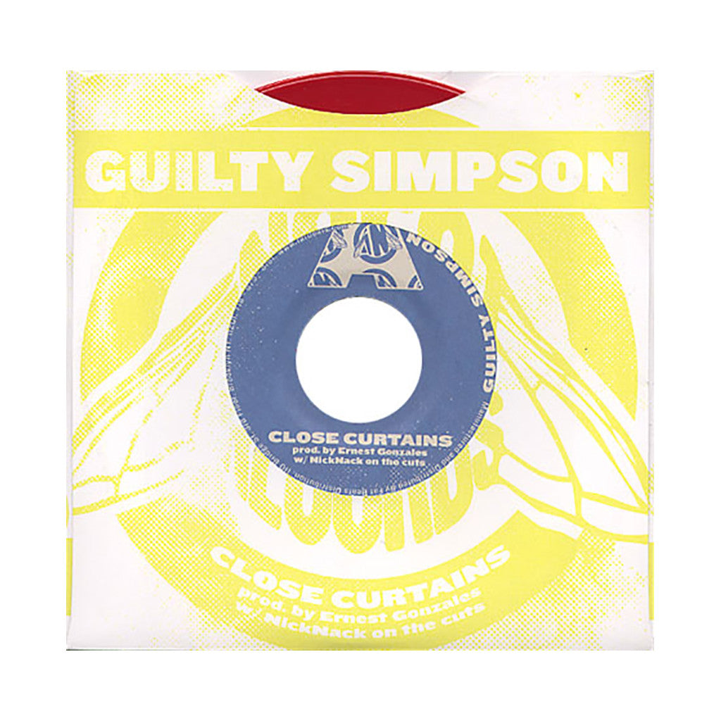 <!--2011122822-->Guilty Simpson - 'Close Curtains' [Streaming Audio]