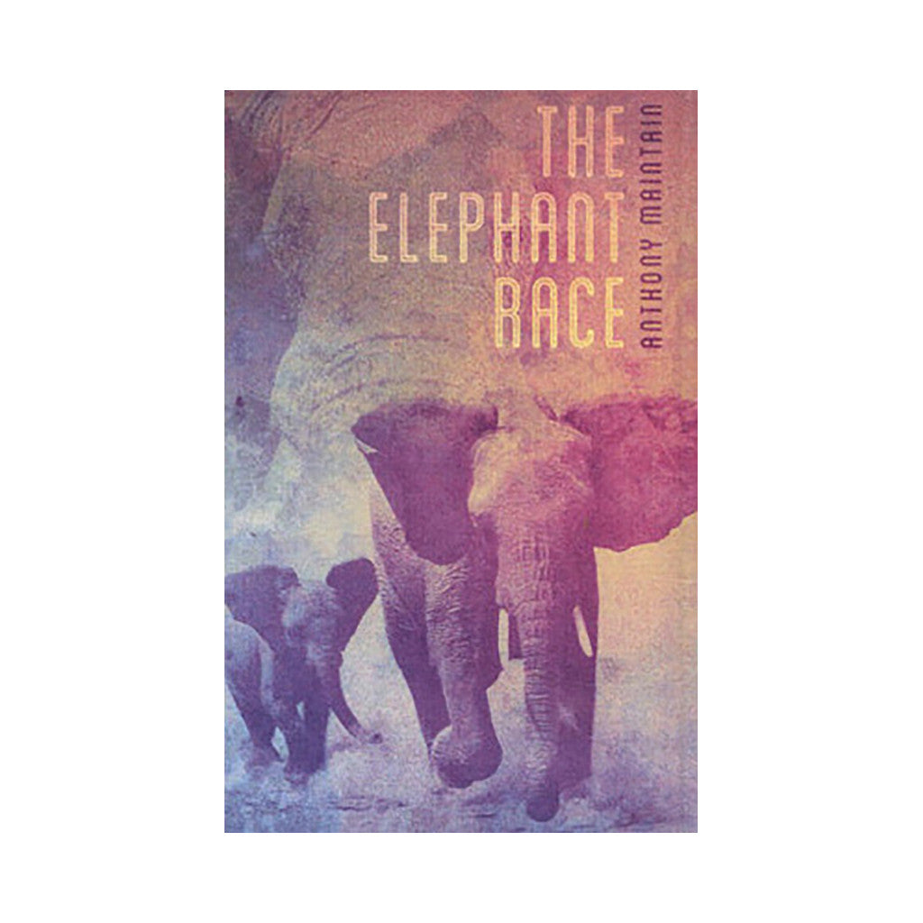 Anthony Maintain - 'The Elephant Race' [(Blue) Cassette Tape]