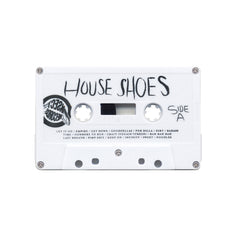 <!--020130611057440-->House Shoes - 'Let It Go: Beat Tape Version' [(White) Cassette Tape]