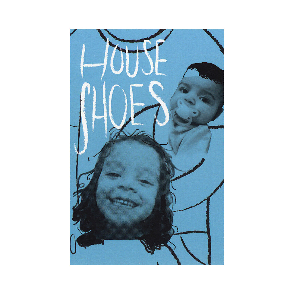 <!--2013061152-->House Shoes - 'Let It Go: Beat Tape Version' [(White) Cassette Tape]