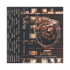 <!--020130820058859-->Slautah - 'The Red Room Experiment' [(Red) Cassette Tape]