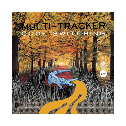 "[""Multi-Tracker - 'Code Switching' [(Gold) Cassette Tape]""]"