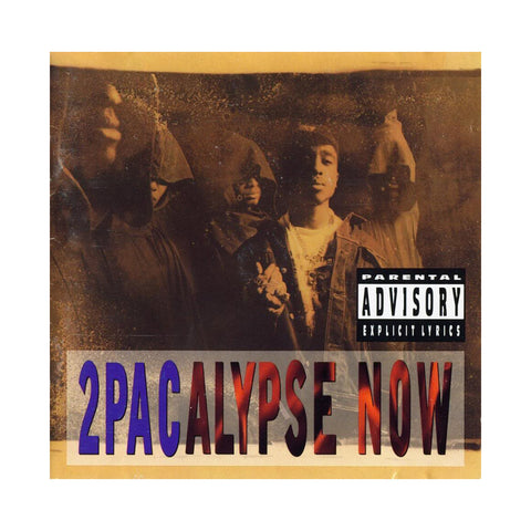 "[""2Pac - '2pacalypse Now' [(Black) Vinyl [2LP]]""]"