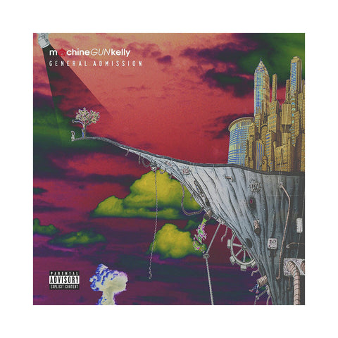 Machine Gun Kelly - 'General Admission (Deluxe Edition)' [CD]