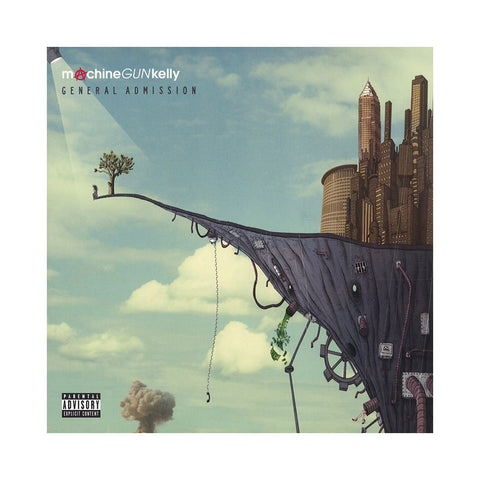 Machine Gun Kelly - 'General Admission (Deluxe Edition)' [(Black) Vinyl [2LP]]