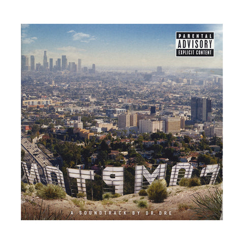 Dr. Dre - 'Compton (A Soundtrack By Dr. Dre)' [CD]