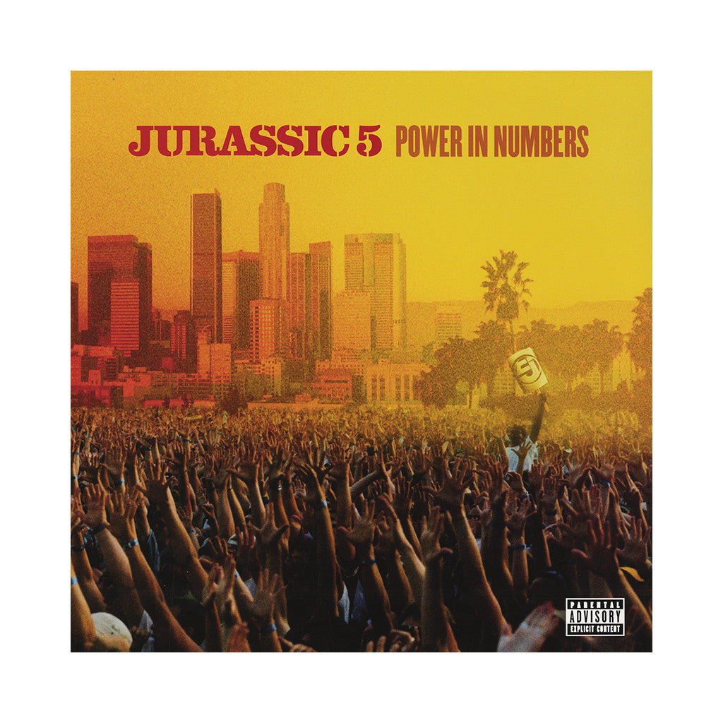 <!--2002102514-->Jurassic 5 - 'High Fidelity' [Streaming Audio]