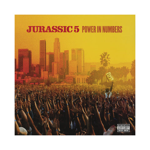 Jurassic 5 - 'Power In Numbers' [(Black) Vinyl [2LP]]