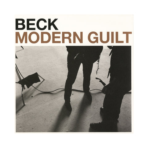 "[""Beck - 'Modern Guilt (Interscope Records)' [(Black) Vinyl LP]""]"