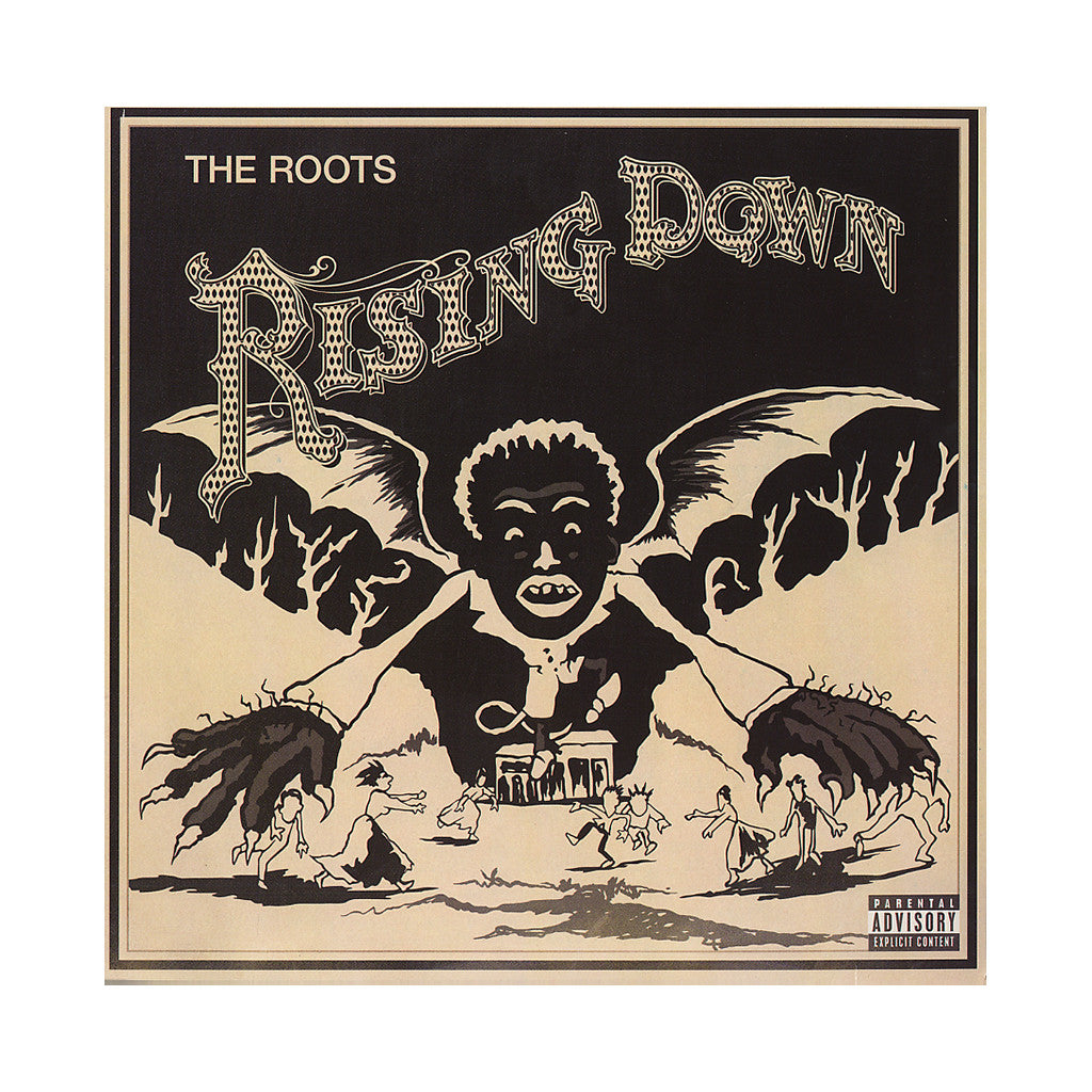 <!--2008051503-->The Roots - 'Rising Down' [Streaming Audio]