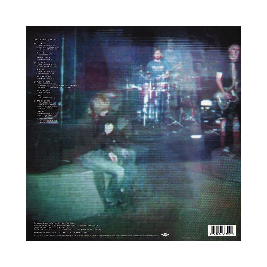 Portishead - 'Third' [(Black) Vinyl [2LP]]