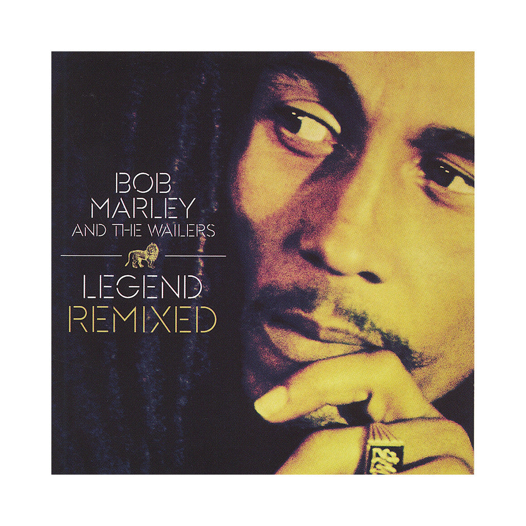 <!--120130625058772-->Bob Marley & The Wailers - 'Legend Remixed' [CD]