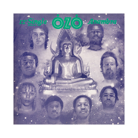 "[""Ozo - 'Anambra' [(Black) 12\"" Vinyl Single]""]"