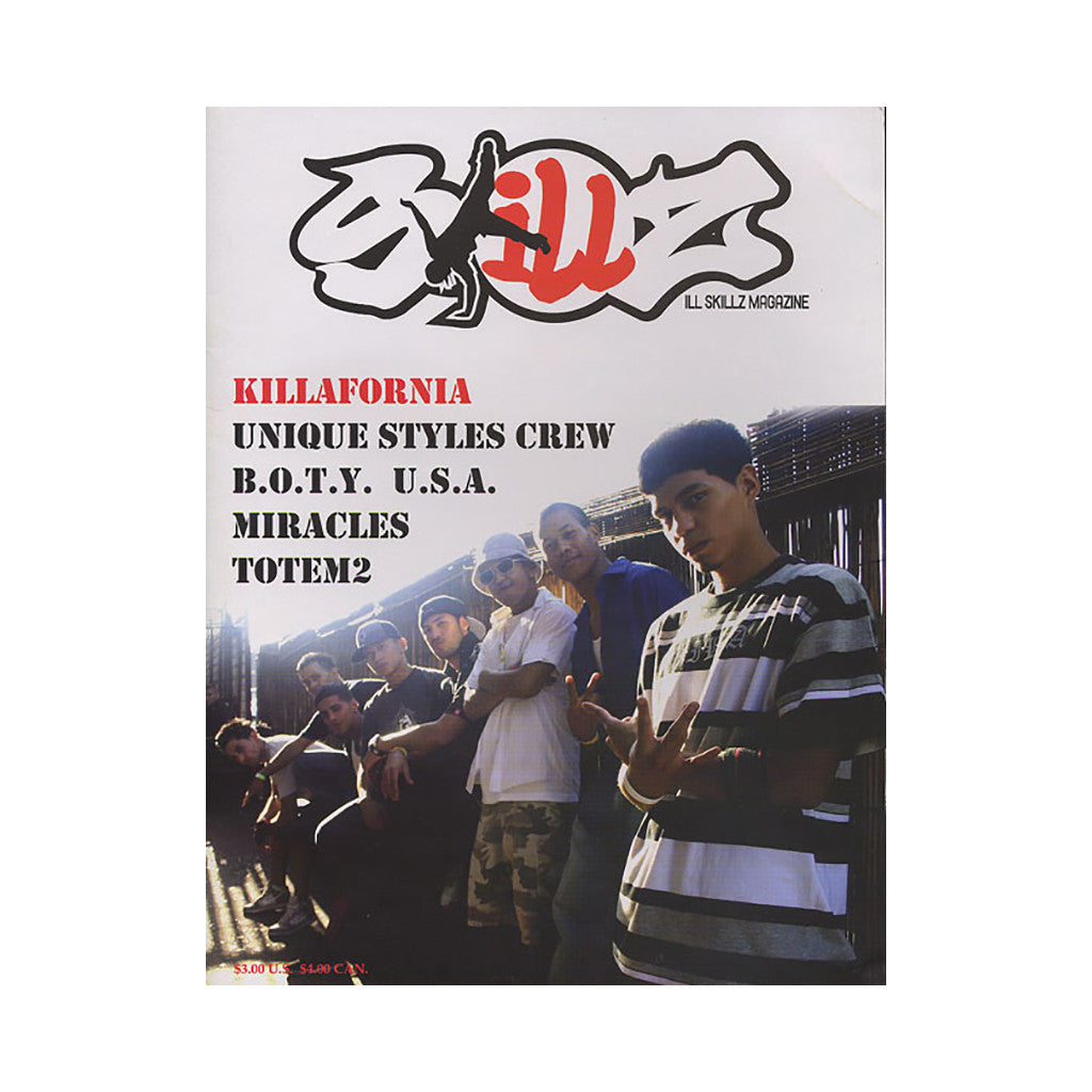 <!--020070220009218-->Ill Skillz Magazine - 'Vol. 1, Issue 1' [Magazine]