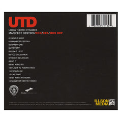 <!--2004102915-->UTD - 'Manifest Destiny' [CD]
