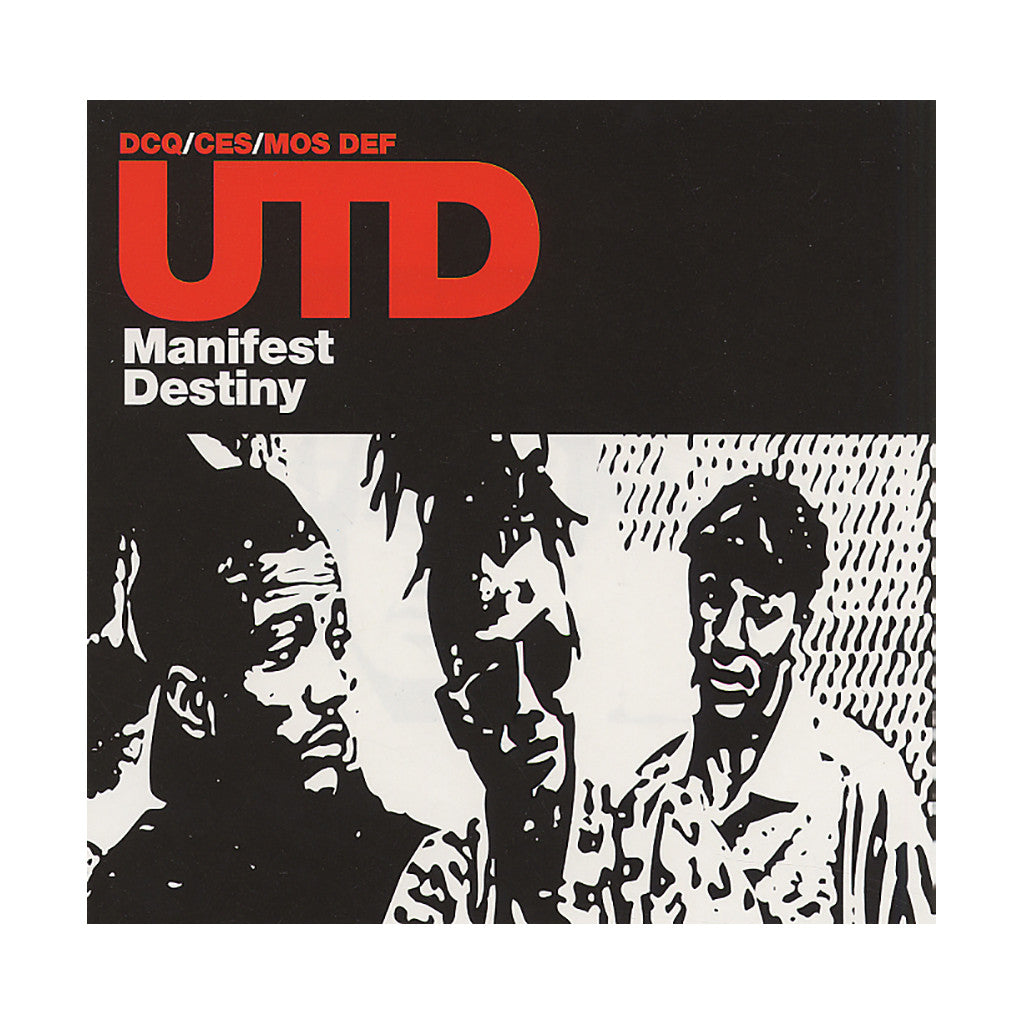 <!--1999110506-->UTD - 'Manifest Destiny' [Streaming Audio]