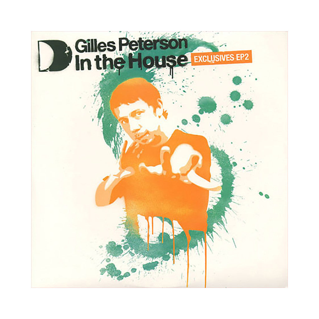 Gilles Peterson Presents - 'In The House: Exclusives EP 2' [(Black) Vinyl EP]