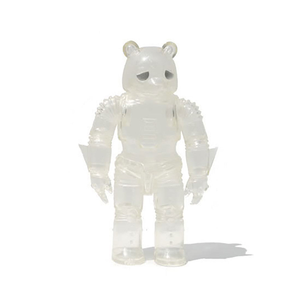 <!--020080729018403-->Kaiju For Grown Ups (Luke Chueh) - 'Mecha Sad Bear' [(Clear) Toy]