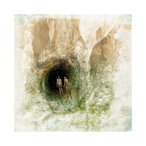 Beak> - 'Couple In a Hole (Original Soundtrack)' [(Tree-Bark Brown) Vinyl LP]