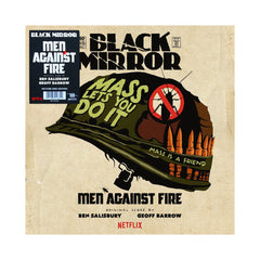Geoff Barrow & Ben Salisbury - 'Black Mirror: Men Against Fire (Original Score) (Picture Disc)' [(Picture Disc) Vinyl [2LP]]