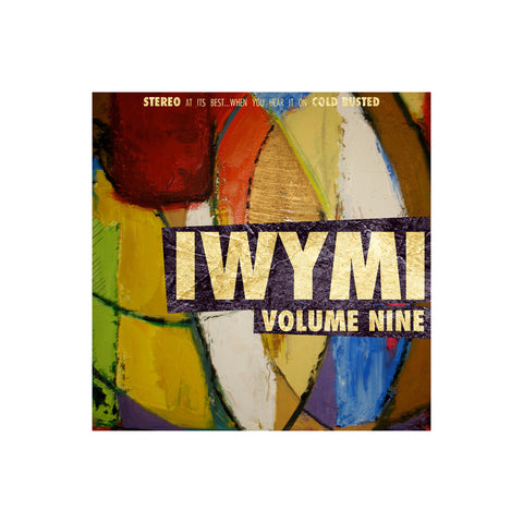 "[""Various Artists - 'IWYMI Volume Nine' [Cassette Tape]""]"