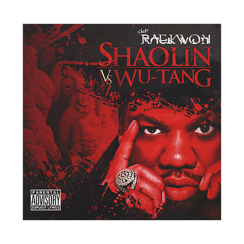 Raekwon - 'Shaolin vs. Wu-Tang' [CD]