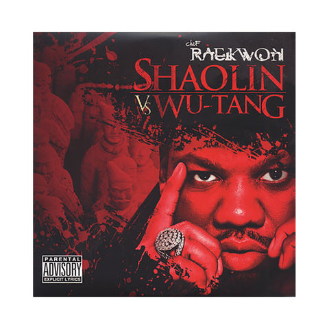 Raekwon - 'Shaolin vs. Wu-Tang' [(Red) Vinyl [2LP]]