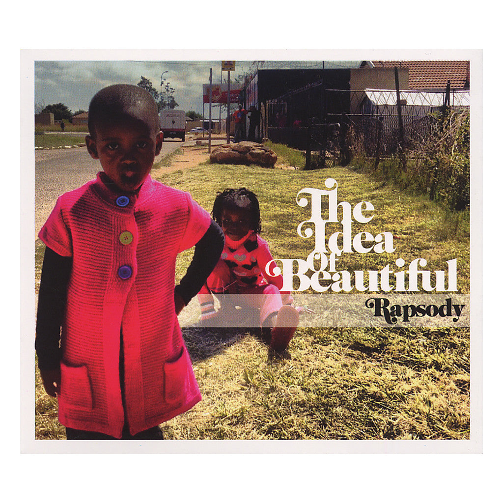 <!--2013052120-->Rapsody - 'The Idea Of Beautiful' [CD]