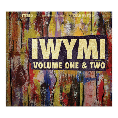 Various Artists - 'IWYMI Volume One & Two' [CD [2CD]]