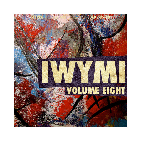 "[""Various Artists - 'IWYMI Volume Eight' [Cassette Tape]""]"