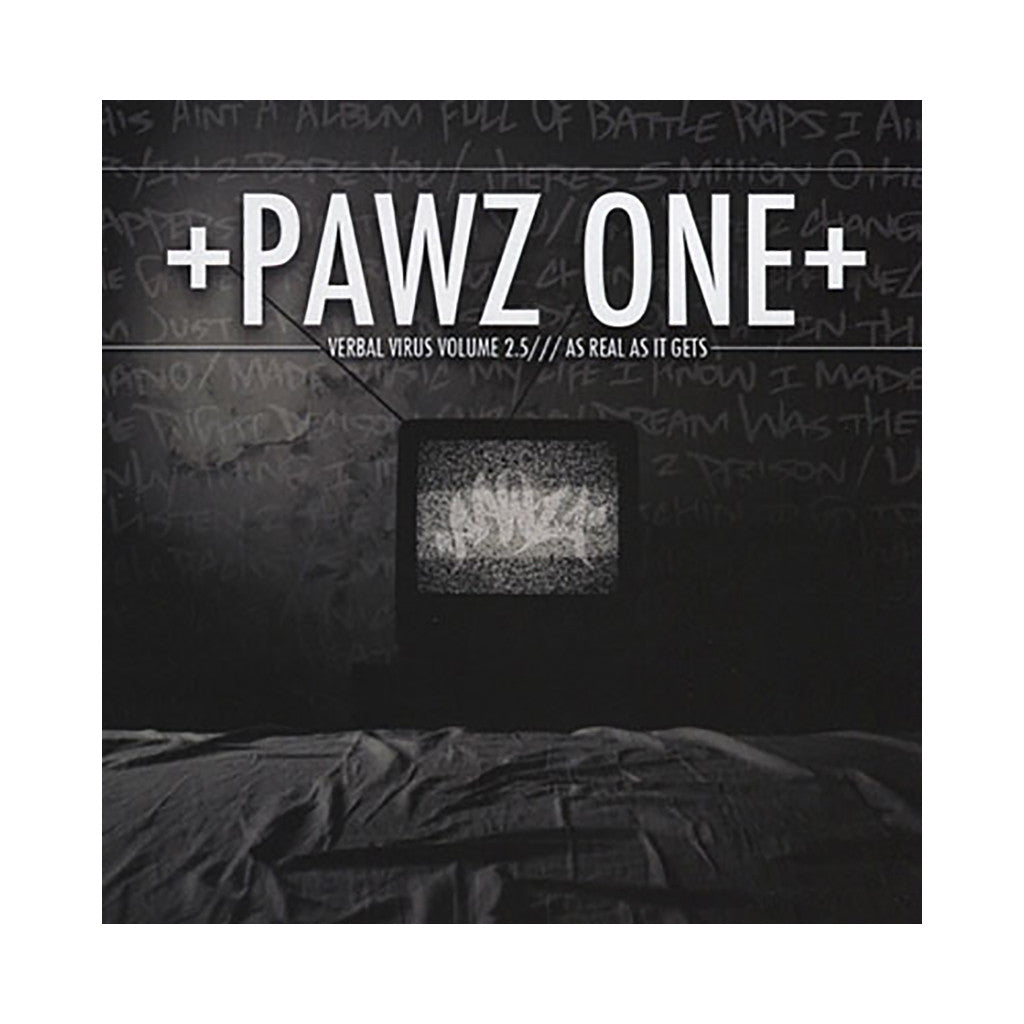 <!--2011092317-->Pawz One - 'As Real As It Gets' [Streaming Audio]