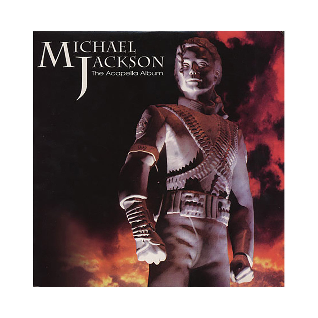 Michael Jackson - 'The Acapella Album' [(Black) Vinyl LP]