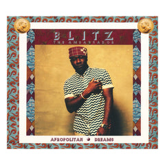 <!--120140429063207-->Blitz The Ambassador - 'Afropolitan Dreams' [CD]