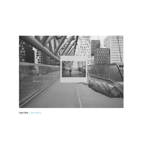 "[""Ivan Ave - 'Low James' [(Black) Vinyl EP]""]"