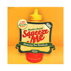 "Kraak & Smaak - 'Squeeze Me/ Squeeze Me (Remixes)' [(Black) 12"" Vinyl Single]"